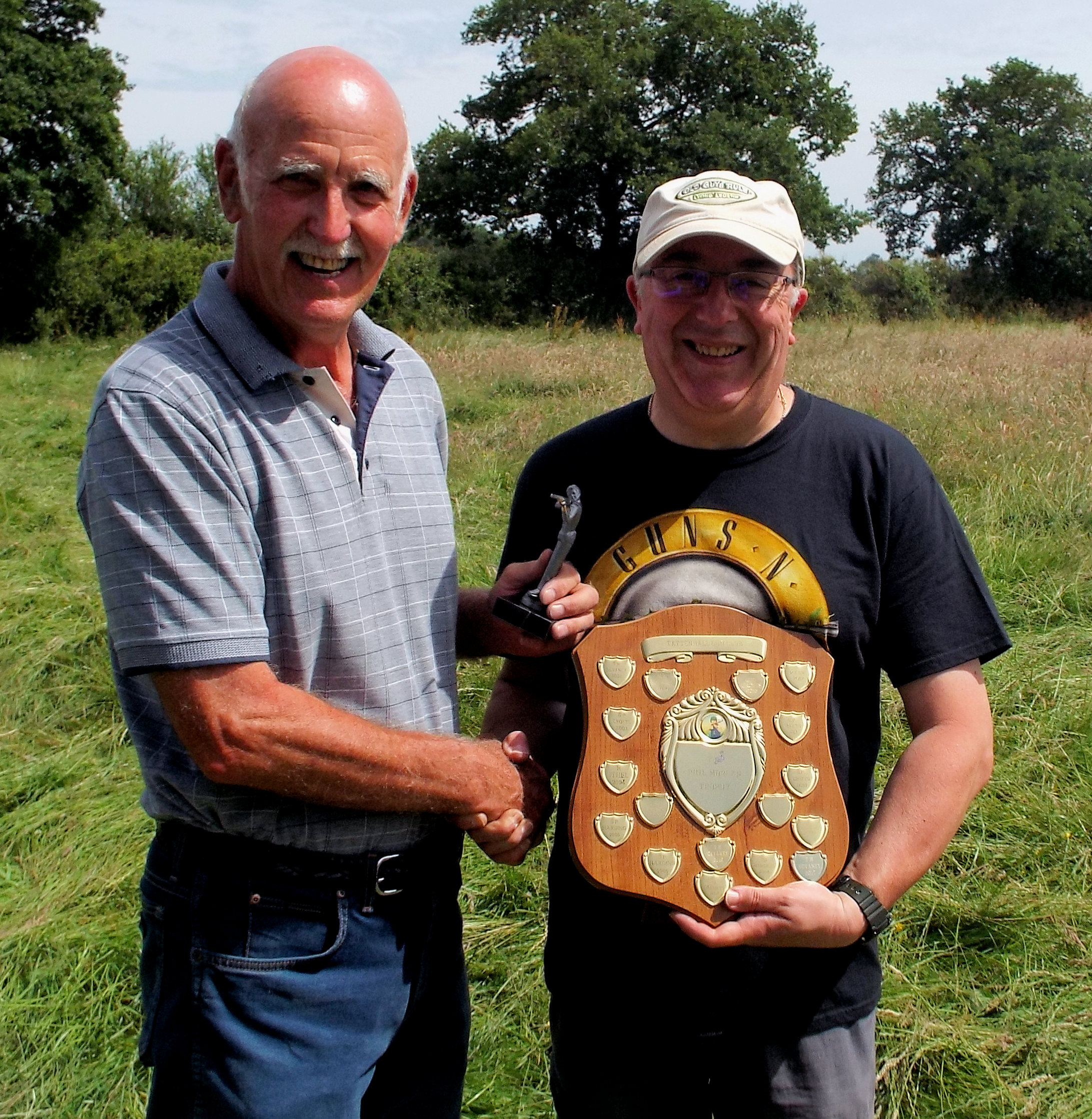 5-Man Shoot-Off and Sudden Death Needed to settle Phil Morgan Trophy