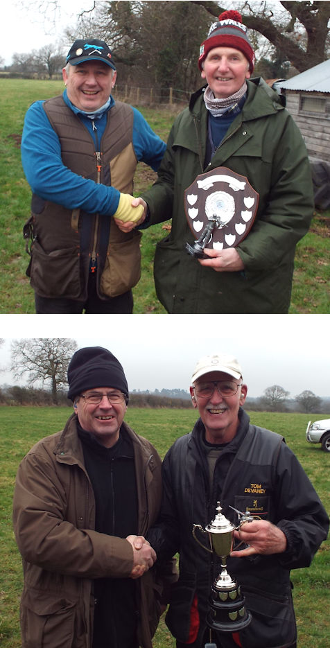 Winter Series Resumed and the new Rob Law Double-Rise Trophy Shoot